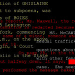 Ghislaine Maxwell Deposition Unsealed