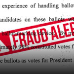 Proof of Election Fraud
