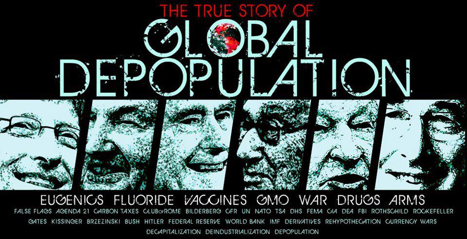Why They Want Depopulation