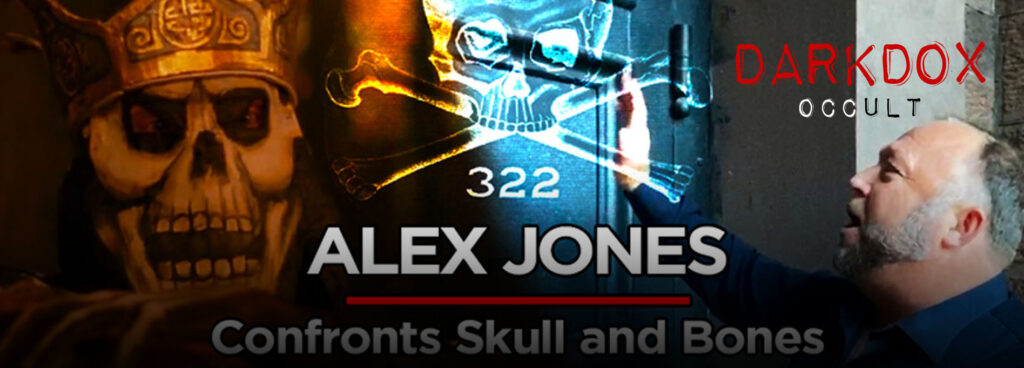 Alex Jones At Skull and Bones on 322
